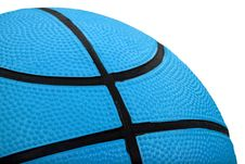 Free Basketball Isolated Stock Photo - 3792730