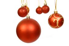 Free Christmas Balls Stock Photography - 3792752