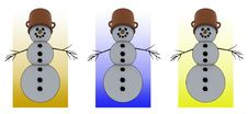 Free Snowmen Royalty Free Stock Images - 3792809