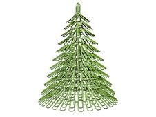 Free Christmas Tree Fastener Royalty Free Stock Images - 3792839