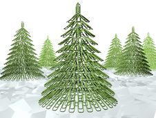 Free Christmas Tree Fastener Stock Image - 3793061