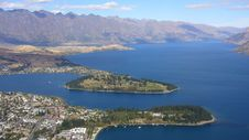 Free Queenstown Royalty Free Stock Image - 3794126