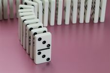 Free Dominoes Stock Photos - 3794173