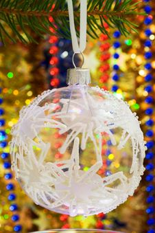 Free Christmas Decorations. Stock Images - 3794564