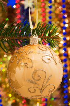 Free Christmas Decorations. Stock Photo - 3794570