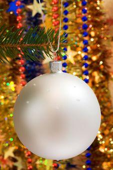 Free Christmas Decorations. Stock Image - 3794581