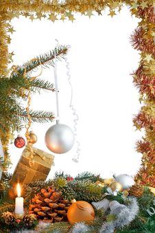 Free Christmas Decorations. Stock Photos - 3794613
