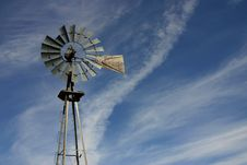 Free Windmill.jpg Stock Photography - 3794882