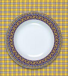 Free Dish Royalty Free Stock Image - 3795246