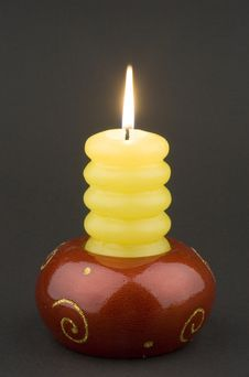 Free Candle Royalty Free Stock Photo - 3795625