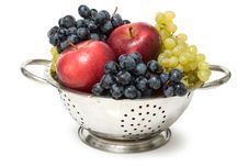 Free Apples And Grapes Stock Photography - 3797032