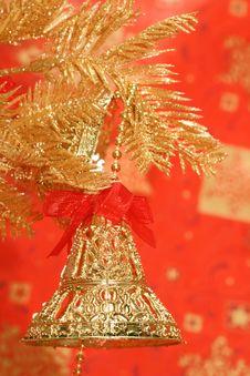 Free New-year Handbell Stock Photo - 3797800
