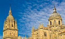 Free Salamanca Cathedral Stock Images - 3798144
