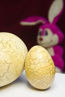 Free Easter Bunny Royalty Free Stock Image - 3798176