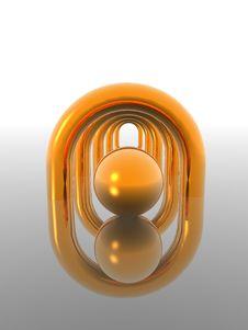 Free Gold Gates Stock Images - 3798324