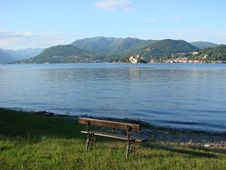 Free Orta Lake View Stock Images - 3799594