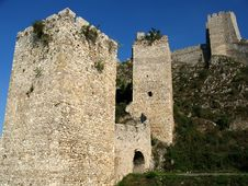 Free Old Fortress Stock Photography - 3799702