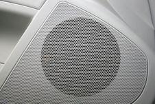 Car Audio Royalty Free Stock Photos