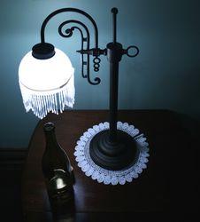 Free Victorian Lamp Stock Image - 380591
