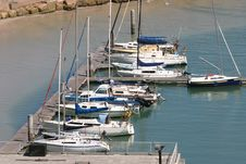 Free Yachts In A Row Stock Photo - 382050