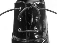 Free Boot - Detail Royalty Free Stock Image - 382496