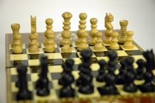 Free Chess Royalty Free Stock Photos - 383108