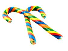 Free Candy Canes Royalty Free Stock Image - 384946
