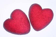 Free Hearts Stock Photography - 386792