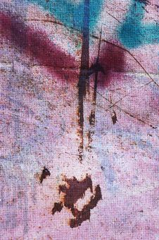 Free Abstract Painting Texture Stock Photography - 387542