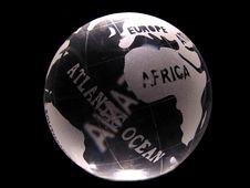 Free Glass Globe Royalty Free Stock Image - 388476