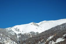 Free Mountain Range 1 Stock Photography - 389312