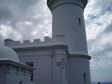 Free Byron Bay Lighthouse Detail Stock Images - 389864