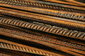 Free Steel Rods Royalty Free Stock Photography - 3807317