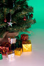 Free Christmas Presents Right Stock Image - 3809141