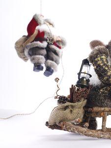 Free Santa Stock Photo - 3800030
