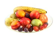 Free Bowl Of Fruit. Royalty Free Stock Image - 3800046