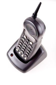 Free Black Phone. Stock Images - 3800074