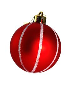Free Christmas Ball Royalty Free Stock Photo - 3800175