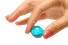 Free Bath Oil Pearl Stock Photos - 3801593