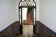 Free Moroccan Doorway Stock Photo - 3802990