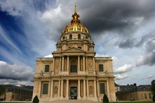 Free Les Invalides Royalty Free Stock Photos - 3803318
