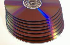 Free DVD Royalty Free Stock Image - 3803446