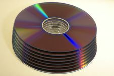 Free DVD Stock Photo - 3803480