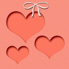 Free Valentine Cutout Stock Image - 3803581