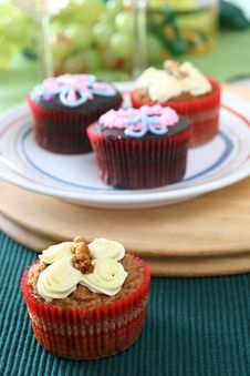 Free Cupcakes Stock Photo - 3803920