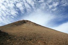 Free Volcano Pico El Teide - Peak Royalty Free Stock Image - 3804176