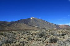 Free Volcano Pico El Teide II Stock Photography - 3804292