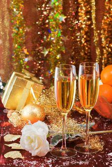 Free Christmas Decorations. Stock Photo - 3804560