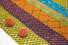 Free My Needlework. Stock Image - 3804681