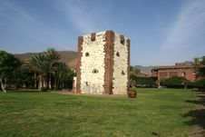 Free Small Tower In Park Royalty Free Stock Photos - 3804728